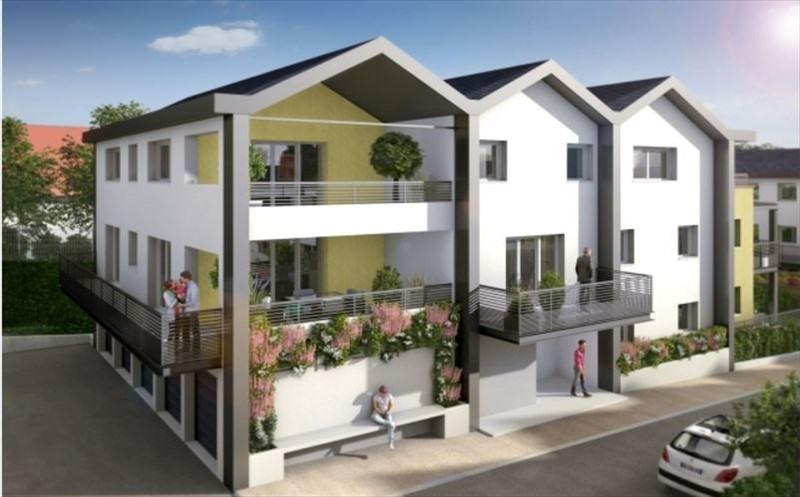 Venta  apartamento Aix les bains 459000€ - Fotografía 1