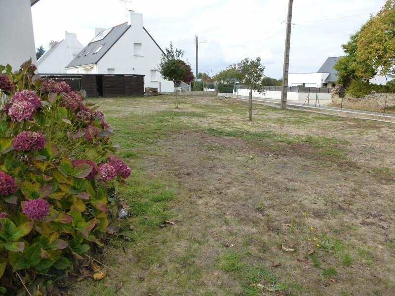 Vente terrain Sarzeau 80000€ - Photo 1