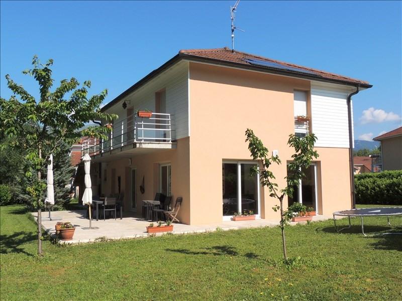 Vente maison / villa Ornex 670000€ - Photo 1