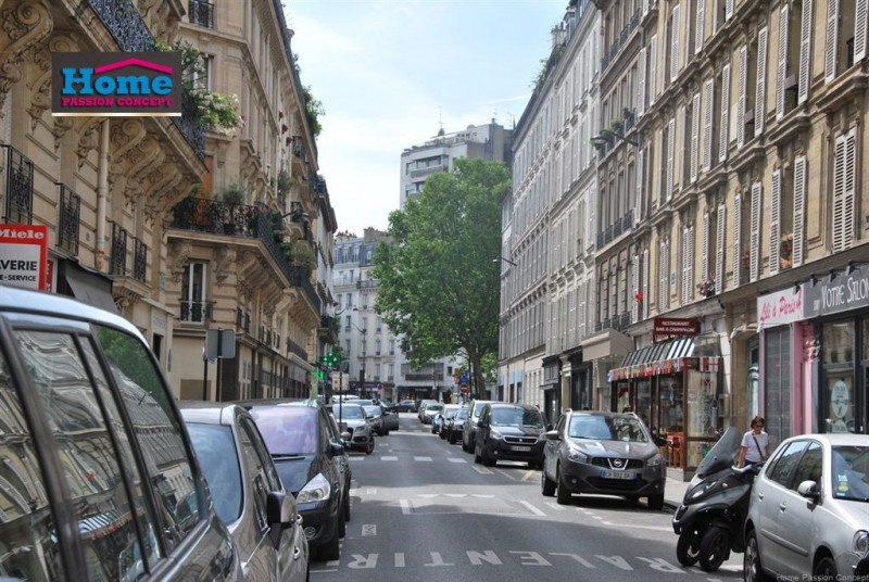 Vente appartement Paris 17ème 385000€ - Photo 1