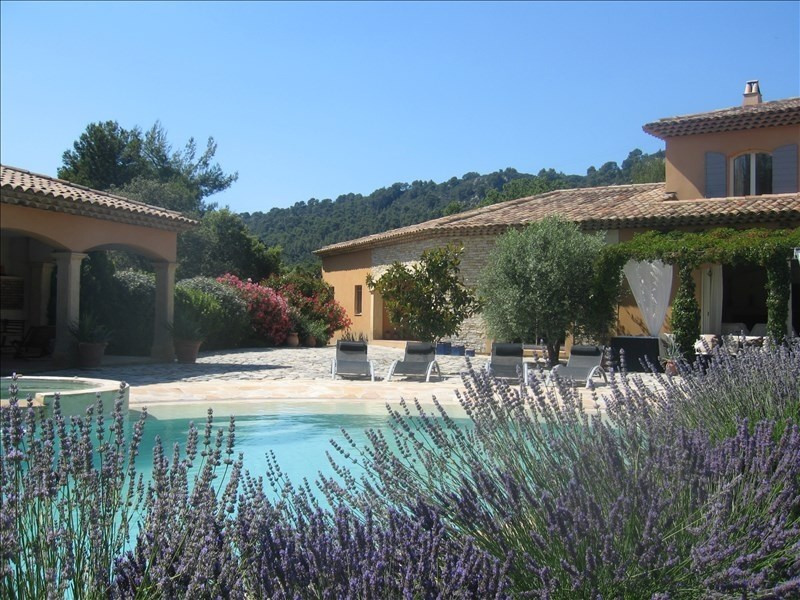Vente de prestige maison / villa St marc jaumegarde 1295000€ - Photo 6