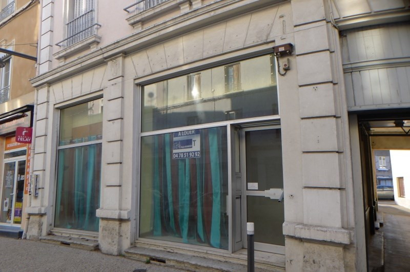 Location local commercial Givors 510€ CC - Photo 1