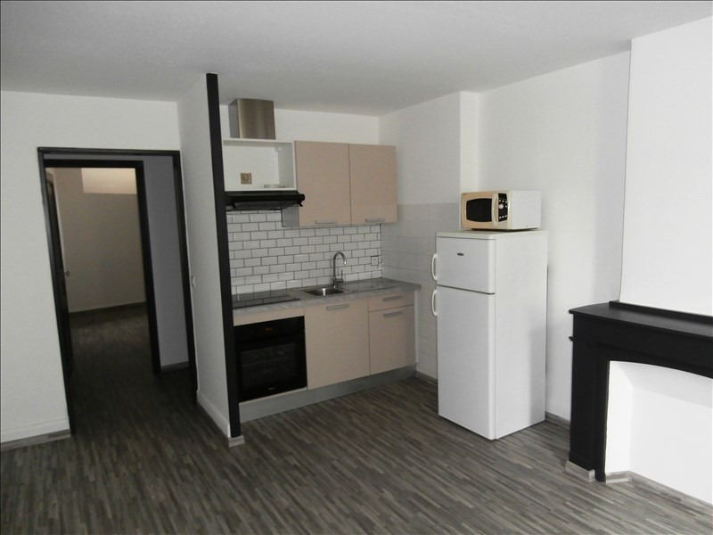 Rental apartment Mazamet 320€ CC - Picture 1