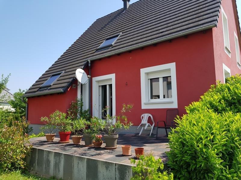 Sale house / villa Fegersheim 425000€ - Picture 3