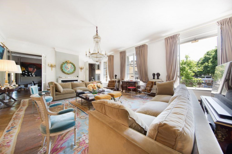 Verkoop van prestige  appartement Paris 7ème 5600000€ - Foto 6