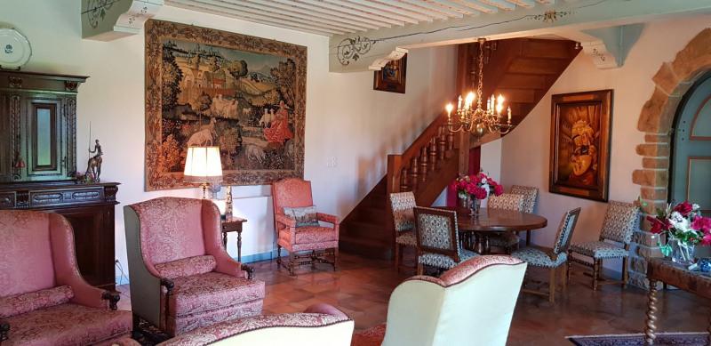 Sale house / villa Reventin vaugris 520000€ - Picture 8