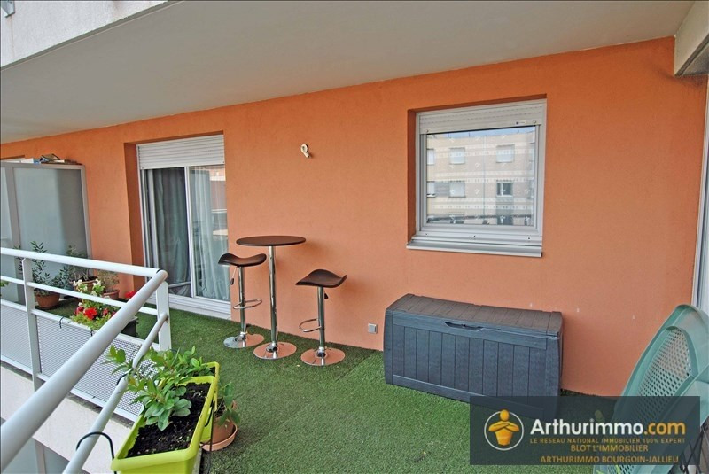 Vente appartement Bourgoin jallieu 187 000€ - Photo 2
