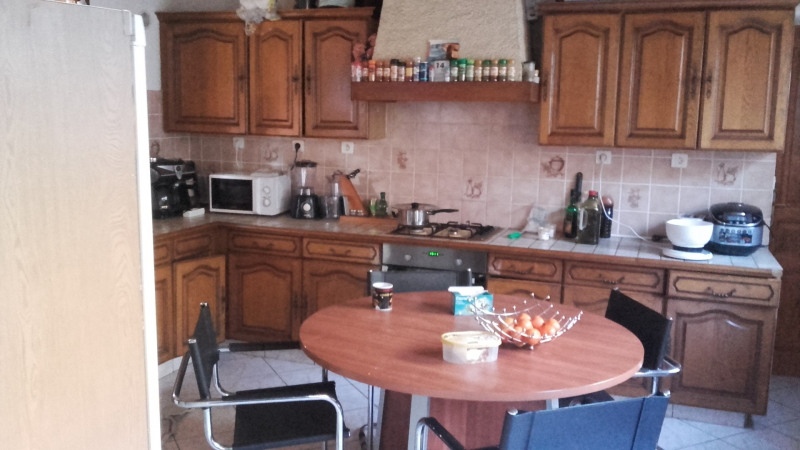 Vente maison / villa Bourgoin-jallieu 169000€ - Photo 3