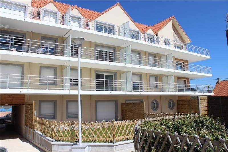Vente appartement Fort mahon plage 176000€ - Photo 1