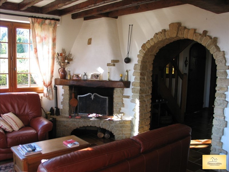 Vente maison / villa Vert 339000€ - Photo 3