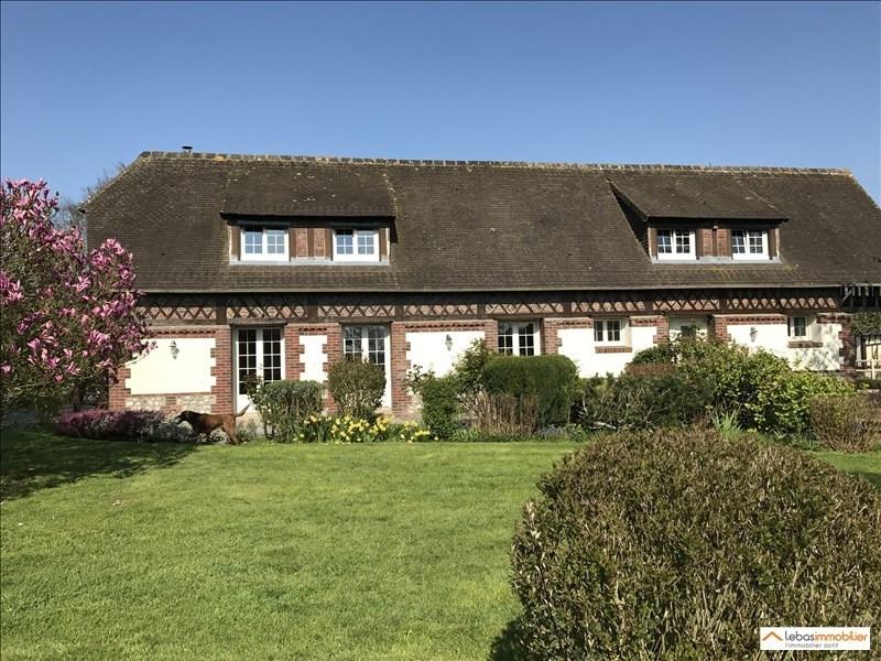 Vente maison / villa Doudeville 288500€ - Photo 3