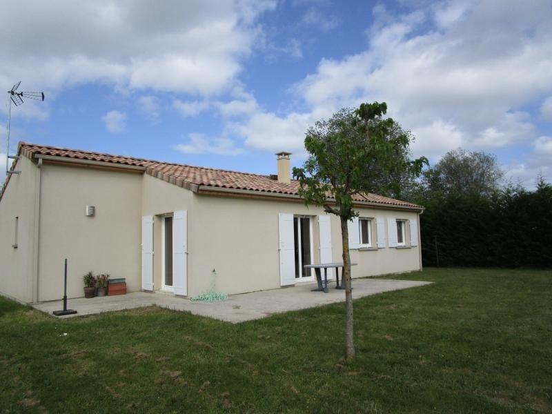 Vente maison / villa Cartelegue 153000€ - Photo 1