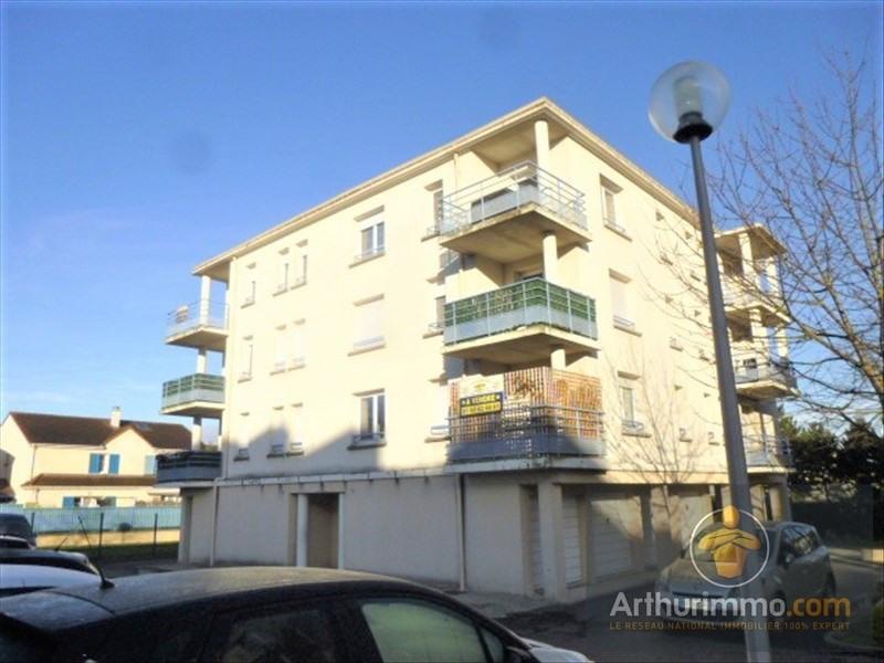 Rental apartment Moissy cramayel 730€ CC - Picture 1