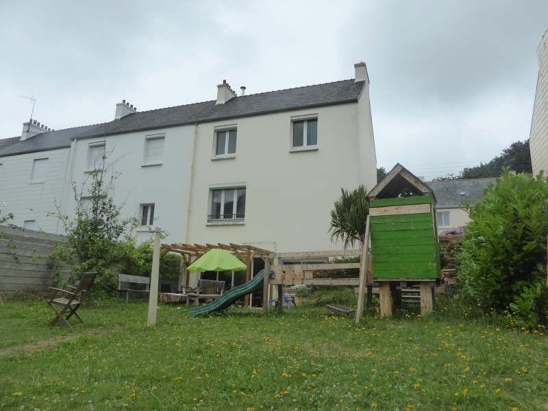 Vente maison / villa Douarnenez 128400€ - Photo 1