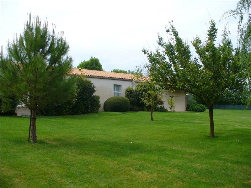 Vente maison / villa Tonnay charente 283500€ - Photo 2
