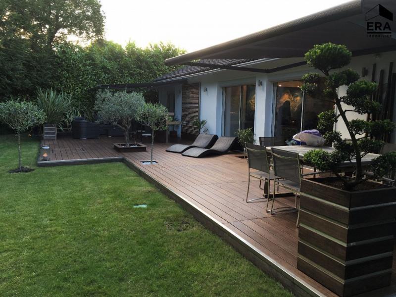 Sale house / villa Lesigny 535000€ - Picture 6
