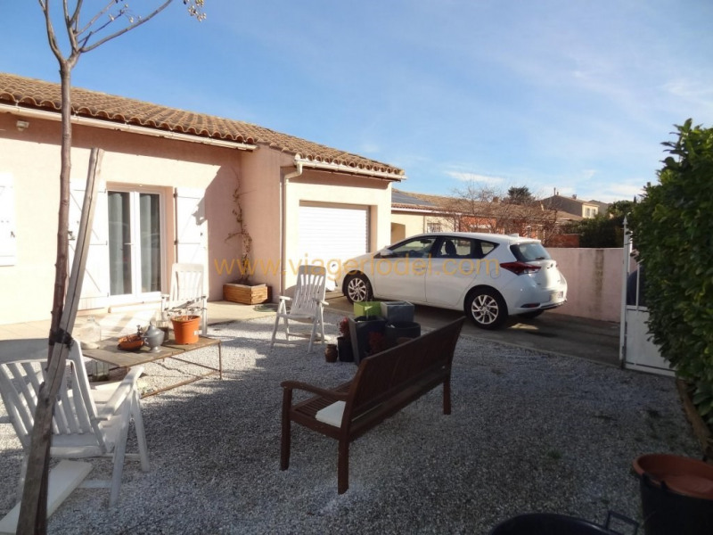 Life annuity house / villa Carcassonne 77600€ - Picture 2