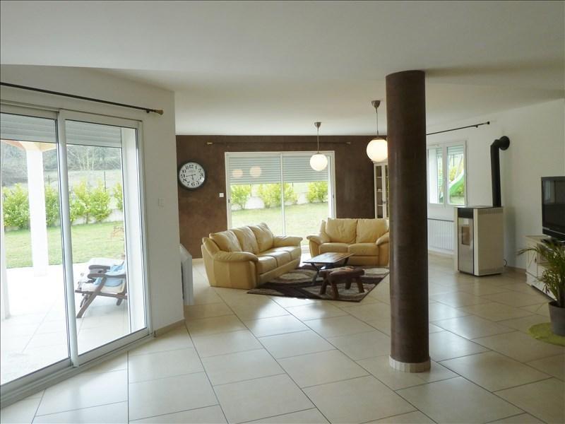 Sale house / villa St alban de roche 365000€ - Picture 3