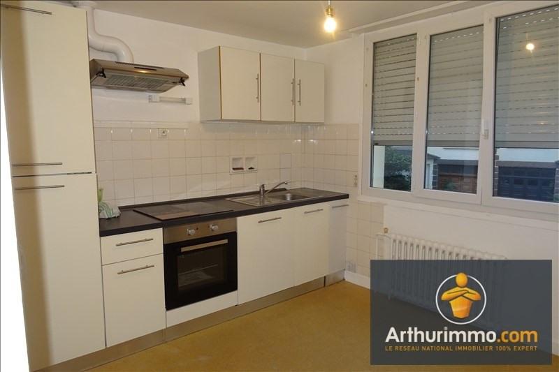 Rental apartment St brieuc 506€ CC - Picture 3