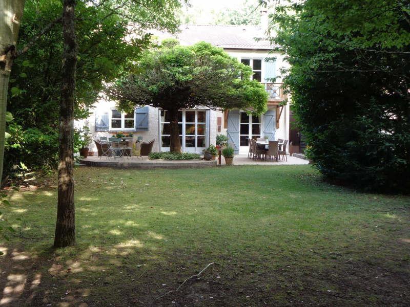 Vente maison / villa Lesigny 432000€ - Photo 1