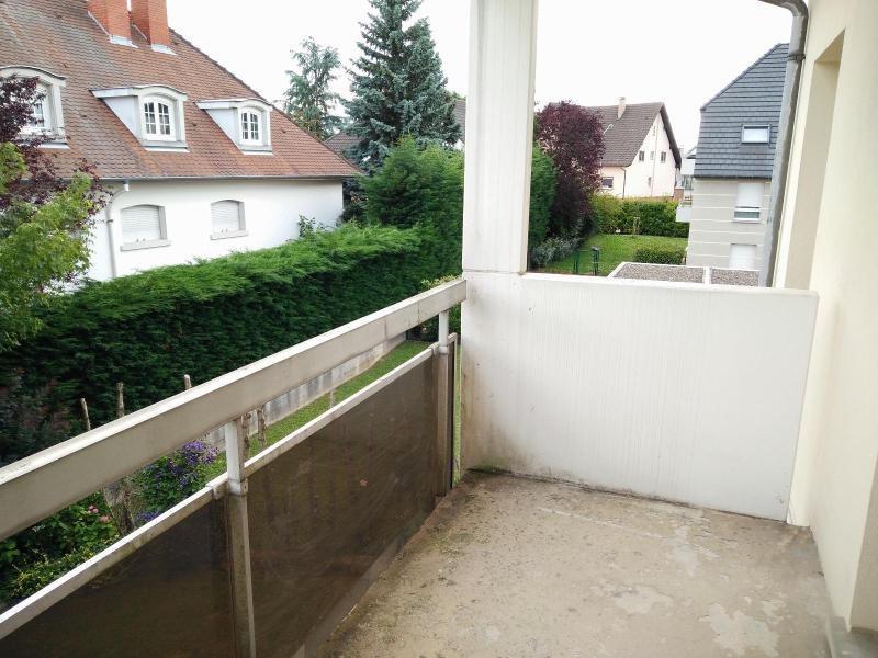 Alquiler  apartamento La wantzenau 740€ CC - Fotografía 4