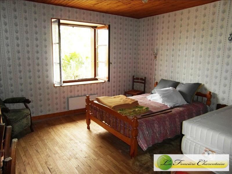 Vente maison / villa Ruffec 101500€ - Photo 8