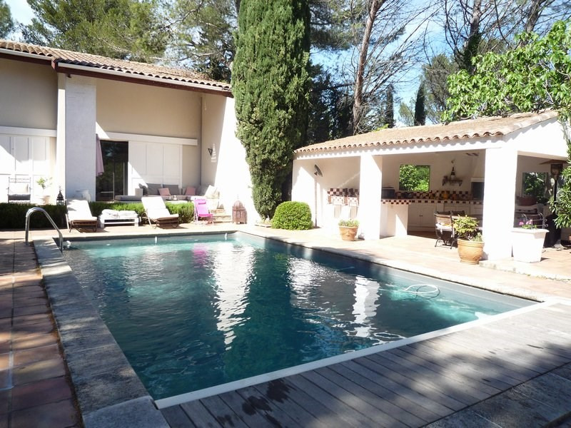 Vente de prestige maison / villa Orange 912 000€ - Photo 5