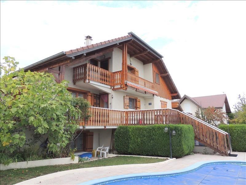 Venta  casa Prevessin-moens 995000€ - Fotografía 8