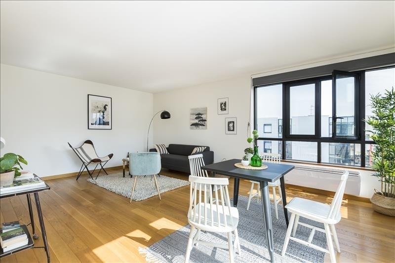 Vente appartement Issy les moulineaux 530000€ - Photo 2