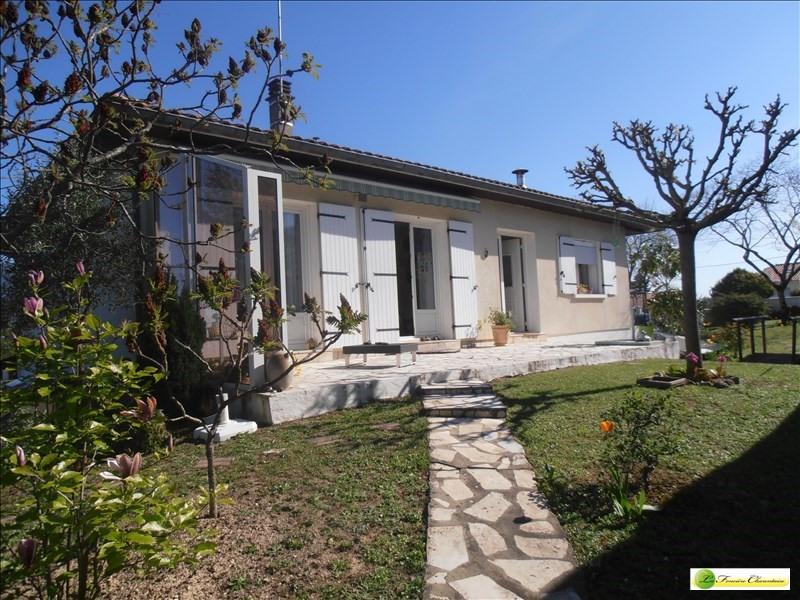 Vente maison / villa Ruelle sur touvre 197500€ - Photo 1