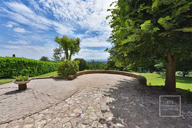 Vente de prestige maison / villa Saint didier au mont d'or 850000€ - Photo 12