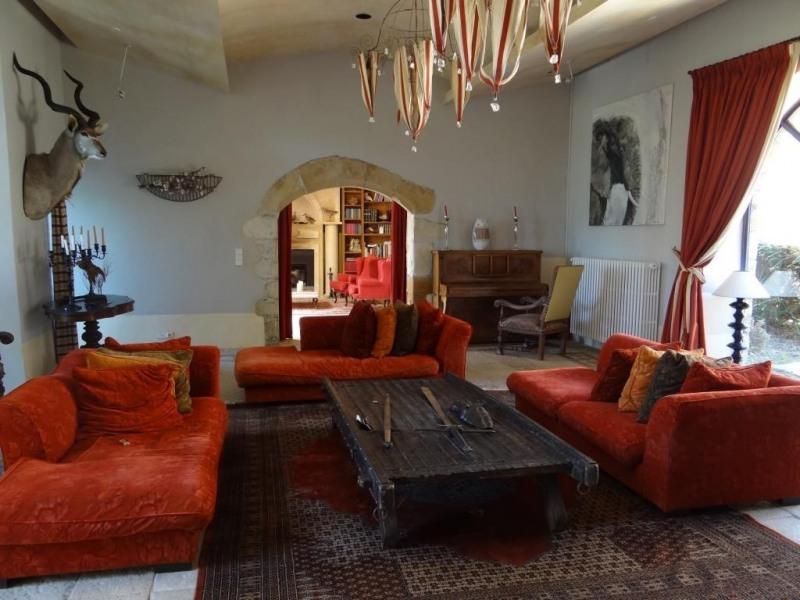 Vente de prestige château Morance 2496000€ - Photo 6