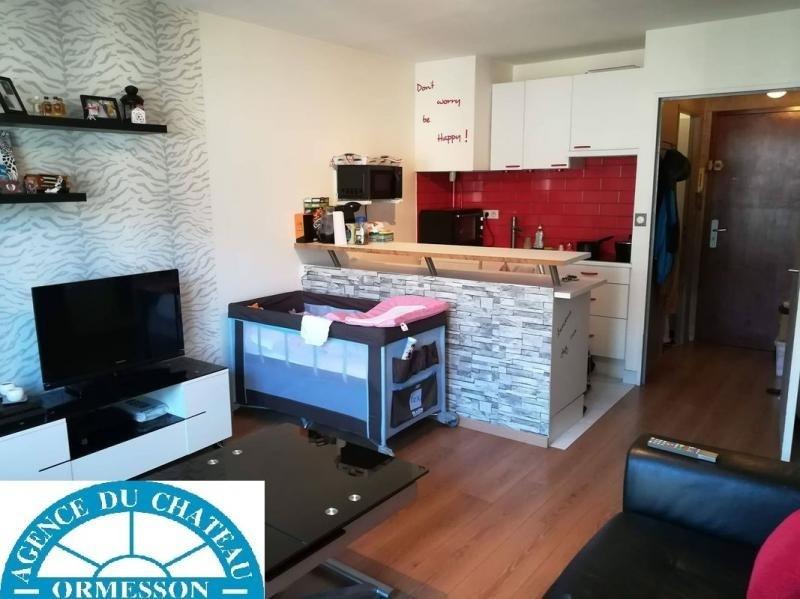 Sale apartment Pontault combault 131000€ - Picture 1