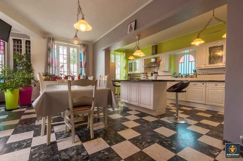 Vente maison / villa Morestel 439000€ - Photo 4