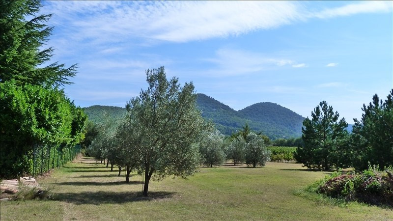 Vente maison / villa Seguret 319000€ - Photo 2