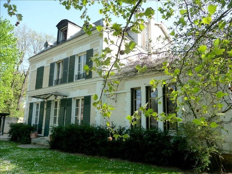 Vente de prestige maison / villa Le vesinet 1850000€ - Photo 2