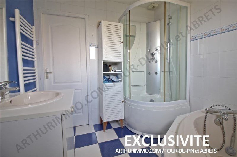Sale house / villa Aoste 195000€ - Picture 9