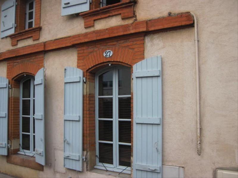 Rental house / villa Toulouse 822€ CC - Picture 1