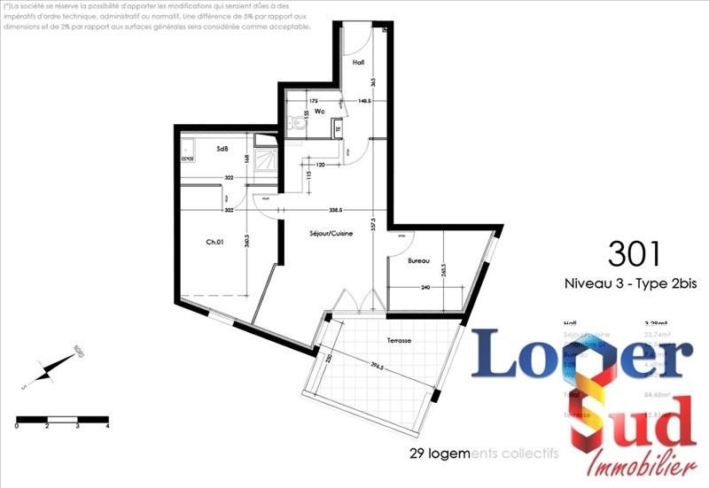 Produit d'investissement appartement Montpellier 232400€ - Photo 3