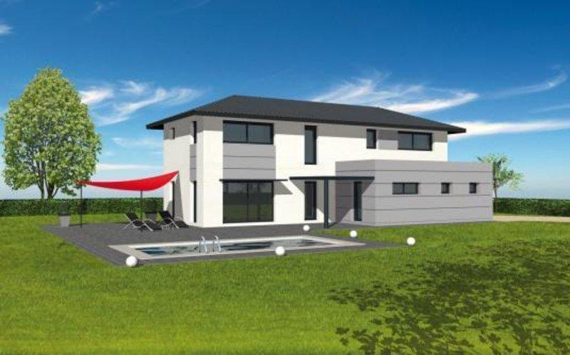 Maison  6 pièces + Terrain 1000 m² Saint Martin Bellevue par COMPAGNIE IMMOBILIERE FLORIOT EN ABREGE C.I.F. C.I.F.