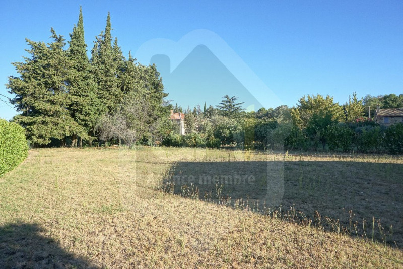 Vente terrain Piolenc 117 000€ - Photo 1