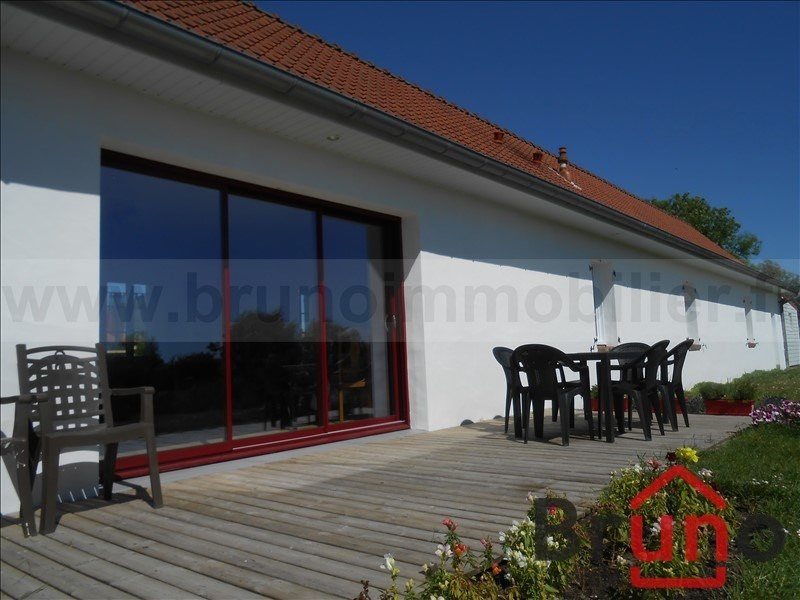 Sale house / villa St quentin en tourmont 319 900€ - Picture 2