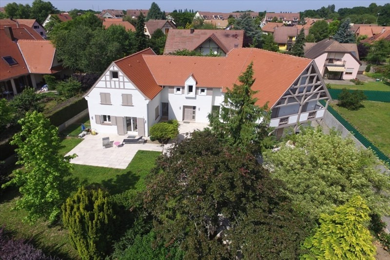 Deluxe sale house / villa Mundolsheim 1300000€ - Picture 1