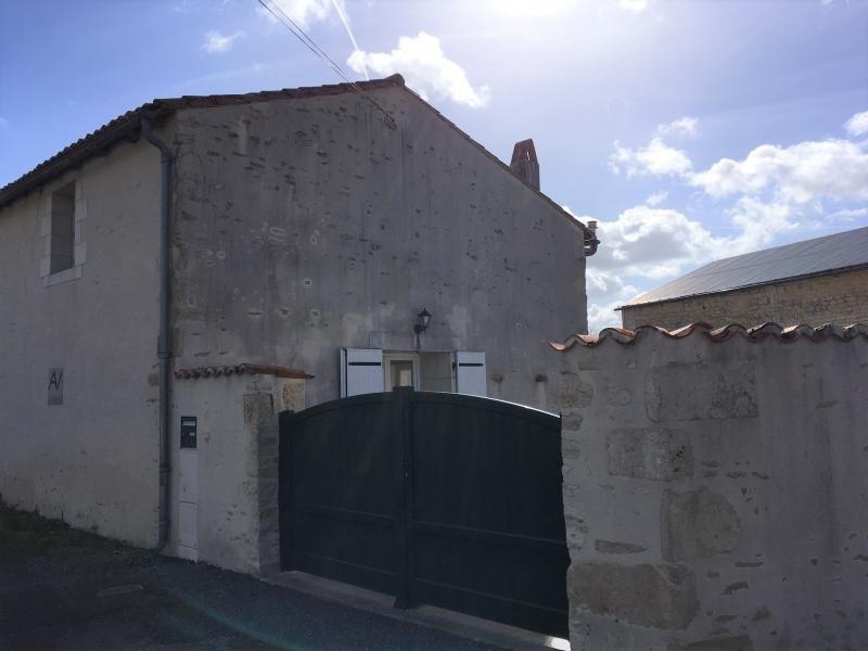 Vente maison / villa Frontenay rohan rohan 138000€ - Photo 1