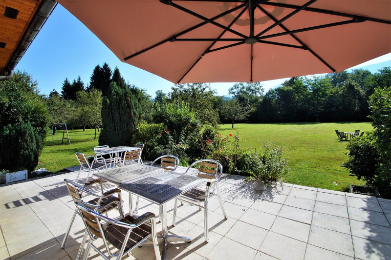 Deluxe sale house / villa St ours 850000€ - Picture 1