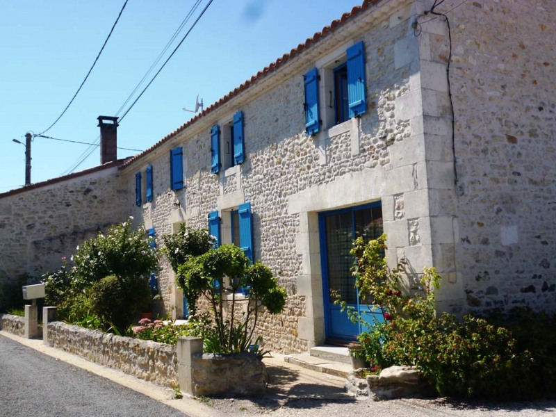 Vente maison / villa Mornac-sur-seudre 317 000€ - Photo 2