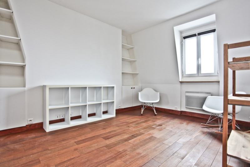 Deluxe sale apartment Paris 4ème 460 000€ - Picture 2