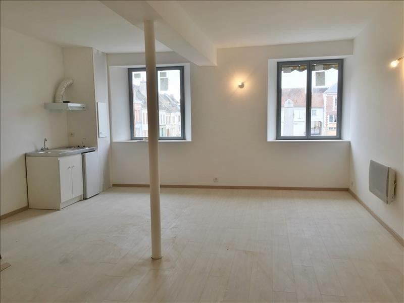 Rental apartment Villeneuve l archeveque 500€ CC - Picture 1