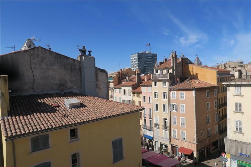Vente appartement Toulon 120000€ - Photo 1