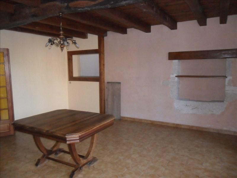 Sale house / villa Dampierre sur boutonne 87000€ - Picture 7
